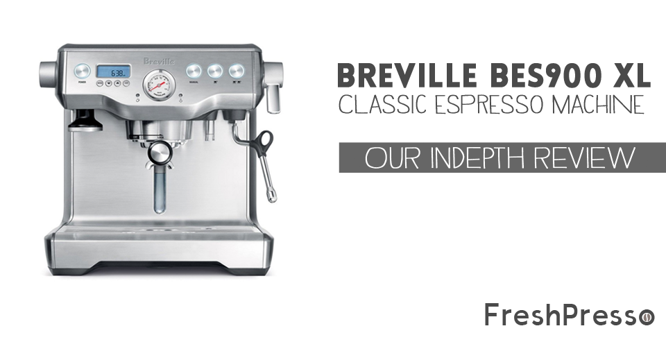 currently it is the best espresso machine available in the market if you take seriously this machine will be a dream come