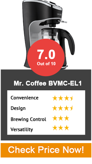 Mr. Coffee BVMC-EL1 Café Latte