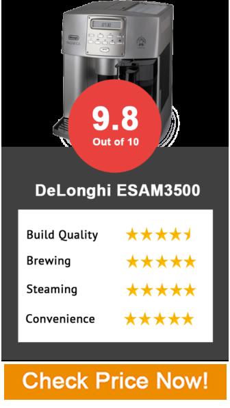 DeLonghi ESAM3500