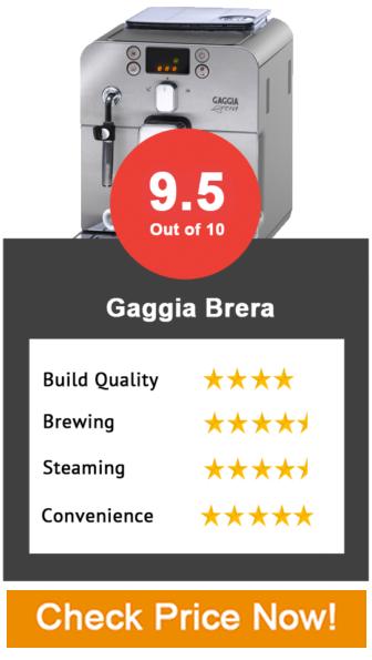 Gaggia Brera