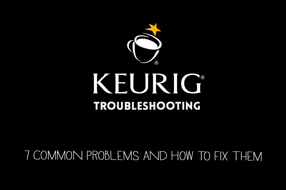 keurig-troubleshooting