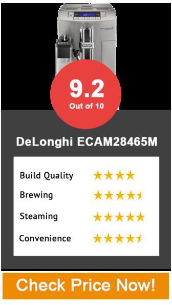 DeLonghi ECAM28465M Prima Donna