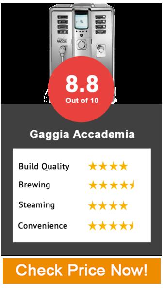 Gaggia Accademia