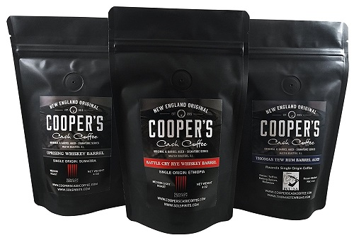coopers coffee gourmet liquor coffee beans image