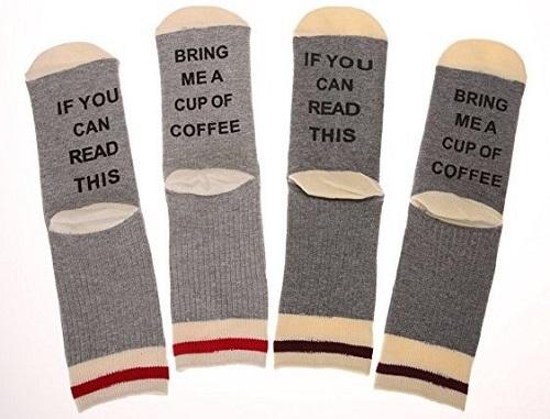 miubear bring me coffee socks image