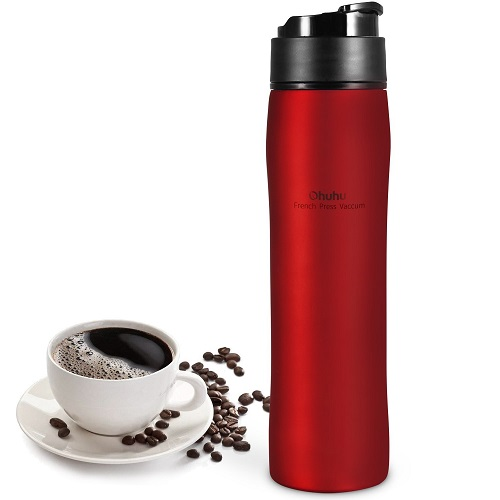 ohuhu french press coffee maker image