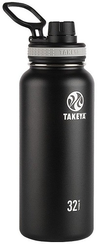 takeya originals insulated stainless steel water bottle image