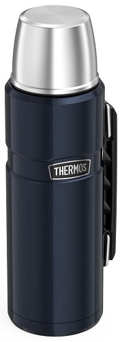 thermos king stainless beverage bottle image